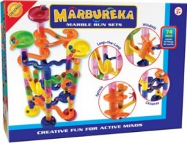 Cheatwell Marble Runs