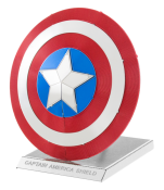 MMS321 Metal Earth Marvel Iron Man Shield