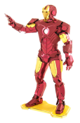 MMS322 Metal Earth Marvel Iron Man