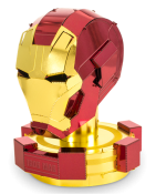 MMS324 Metal Earth Marvel Iron Man Helmet
