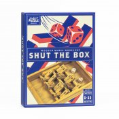 Wooden Games Shut The Box