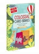 Animal Garden Games, Colossal Card Games