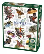 CH80016 Moth Collection 1000 Bitar.