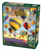CH80025 Hot Air Balloons 1000 Bitar.