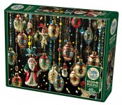 CH80140 Christmas Ornaments 1000 Bitar.