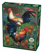 CH80217 Roosters 1000 Bitar.