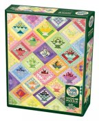 Fruit Basket Quilt (1000 b)