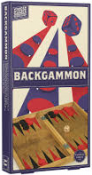 Wooden Games Backgammon
