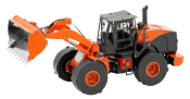 Fordon Construction Wheel Loader (2 delar)