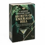 Murder Mystery Secrets of Emerald Hill