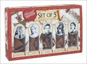 Great Minds Set of 5 (kvinnor)