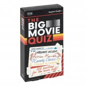 PP3875 Games Academy Paper; The Big Movie Quiz Box