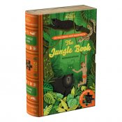 Pussel The Jungle Book dubbelsidigt 252 bitar