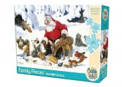 CH54605 Santa Claus And Friends (350b Family)