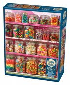 CH85011 Candy Shelf  500 Bitar.