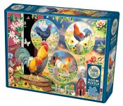 CH85058 Rooster Magic 500 Bitar.