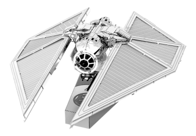 MMS273 Metal Earth Star Wars Tie Striker
