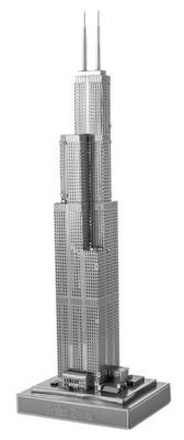Byggnader Premium Willis Tower (1 del)