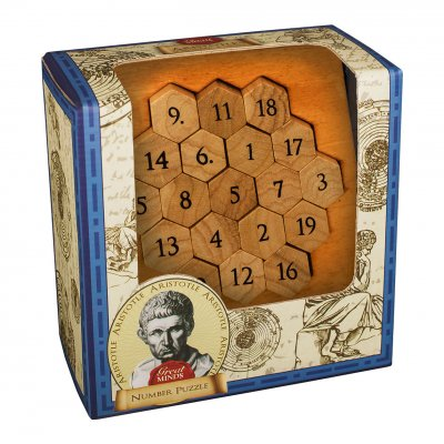 Great Minds Aristoteles Number Puzzle
