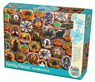 CH54612 Halloween Cookies (350b Family)
