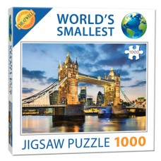 World's smallest Tower Bridge