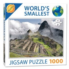 World's smallest Machu Picchu