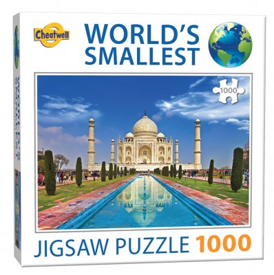 World's Smallest Taj Mahal